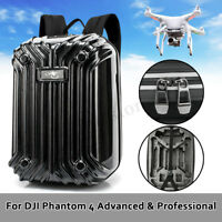 Carry Hard Backpack Case Shoulder Bag Box For DJI Phantom 4 Adv & Pro RC Drone