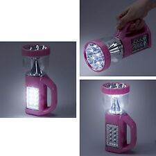 Wakeman Outdoors 3 in 1 LED Camping Lantern Flashlight 8 x 3 In. AA's