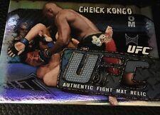 Cheick Kongo UFC 2010 Topps Fight Mat Relic #FMR-CK
