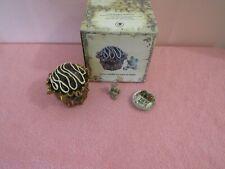 New ListingBoyds Bear Love's Truffle w/Cupid McNibble Treasure Box ~Retired~ Nib