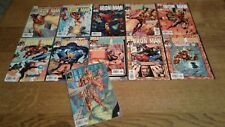 IRON MAN (BUSIEK & CHEN) N° 1 à 10 + IRON MAN N°1  MARVEL  (EN VO)
