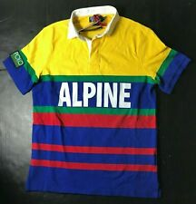 Men's BNWT Ralph Lauren Hi-Tech Classic Fit Alpine Rugby sz. M