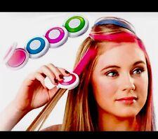 GESSO PER CAPELLI temporay tinta per capelli colori KIT colori pastelli Salon Kit