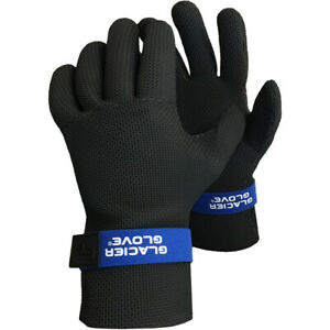 Glacier Glove Kenai Waterproof Gloves - Black