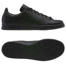 Gestreifte Herren-Sneaker aus Echtleder