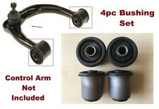 4pcSet Bushings Repair Front Upper Control Arm 2000 - 2006 Toyota Tundra