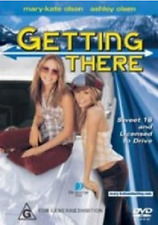 THE OLSEN TWINS:- -  GETTING THERE –- - -- -- --  DVD, MARY-KATE, ASHLEY