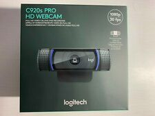 New Sealed Retail Logitech C920s Pro HD Webcam 1080P Privacy Shutter OnHand Ship
