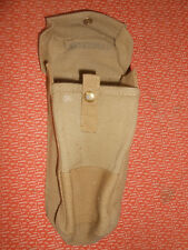 GREAT BRITAIN : 1943 WWII British Ammo Pouch ww2