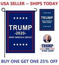 Trump 2020 Flag Keep Make America Great Again President Maga Usa 12x18