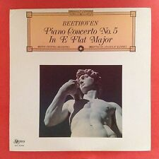 Beethoven's 5th Piano Concerto 'The Emperor' - recorded by unspecified pianist