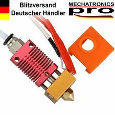 12V MK8 Hot End Kit CR-10 Ender 3 und ähnliche 3D Drucker 1.75/0.4mm rot