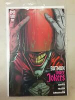 Batman Three Jokers #1 Premium Red Hood Variant A with Card DC 2020 VF/NM