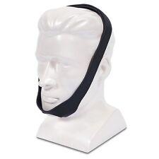 AG Industries ADAM Style Deluxe CPAP Chin Strap Sleep Apnea, Black Adj. AC133318