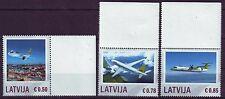 Latvia (Lettland) 2014   Nowaday aviation of Latvia