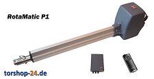 Hörmann Drehtorantrieb RotaMatic P1  1-flg. BiSecur Serie 3 - Flügeltorantrieb