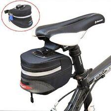 Mountain Road Bike Bicycle Tail Bag 16*10*10cm Saddle Bag Waterproof Rear Seat