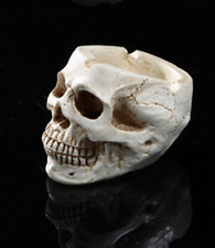 Ashtray skull personalized home decoration
