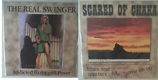 "The Real Swinger - Scared of Chaka split 7"" Mummies Young rascals"