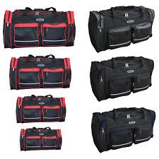 Reisetasche Sporttasche Tragetasche Schultertasche 55 - 85 cm 7 Fächer 4 Farben