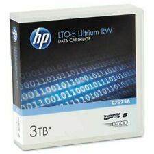 HP LTO-5 Ultrium RW Data Cartridge 3TB - (C7975A)