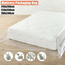 Mattress Packaging Bag Protector Reusable Cover Heavy Duty For Transport
