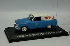 Ixo Presse 1/43 - Simca Aronde Messagère Nestlé