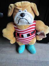 Katjes Hund Bulldogge Plüschtier Stofftier 35 cm