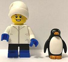 LEGO City Penguin Boy Exclusive Minifigure (Bagged)