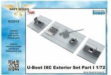 CMK MPM U-Boot IXC Exterior Set Part I für Revell 1:72 Bausatz Model Kit N72013