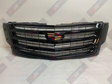 2015.5-2019 Cadillac Escalade Black Sport Platinum GM OEM Front Grille