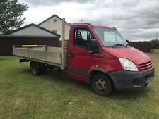 iveco daily lwb pickup