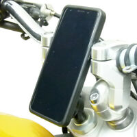 Universal Bicicleta Tallo Montaje y Tigra Carga Thru Funda para Samsung Galaxy