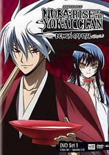 NEW!! Nura: Rise of the Yokai Clan - Demon Capital, Set 1 (DVD, 2014, 2-DVD Set)