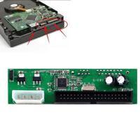 SATA TO PATA IDE Converter Adapter Plug&Play 7+15 Pin 3.5/2.5 SATA HDD DVD BG