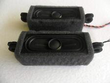 JVC LT-22C540 Pair Speakers 4 Ohm 5 Watt TASSJ  24LE4 504MTC & Leads