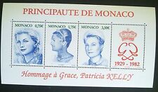 MONACO STAMPS MNH block - Princess Grace, Patricia Kelly,2004,**,SLANIA