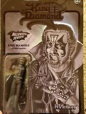 SDCC 2019 SUPER 7 Metal Black King Diamond Reaction Figure *SHIPS BY 7/31 Latest