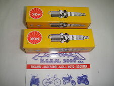 2 CANDELE NGK DCPR8E HARLEY DAVIDSON TOURING ULTRA CLASSIC E-GLIDE 1586 2007 >