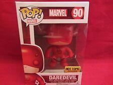 Funko Pop! DAREDEVIL Marvel  #90  Hot Topic Exclusive   (G216HP)