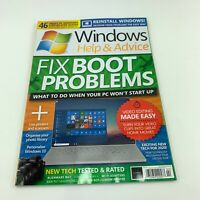 Windows Help & Advice Issue 171 Fix Boot Problems 2019 2020