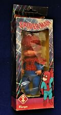 "Spider-Man 5-1/2"" Doll.Furga,Italy,1979 MInt in Box"