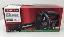Rare Craftsman C3 19.2 Volt Cordless Chainsaw Kit - 7134131 34131 - NEW