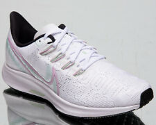 Nike Air Zoom Pegasus 36 Premium Women's White Iced Lilac Running Shoes Sneakers