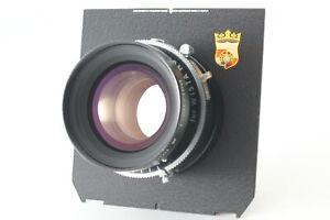 [MINT] Fujifilm Fuji FUJINON W 150mm f5.6 Lens for Large Format WISTA From JAPAN