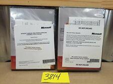 Microsoft Essential & Small Business Server 2008 Premium & Standard 4 CPU 5 CAL