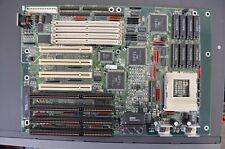 DFI Itox G586OPA AT Desktop Computer Motherboard Socket 5 4x PCI 4x ISA Slots