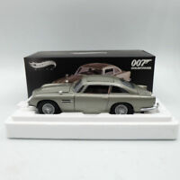 Hot Wheels elite Aston Martin DB5 007 JAMES BOND Goldfinger BLY20 Diecast 1:18