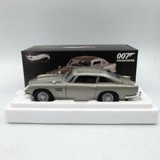 Hot Wheels elite Aston Martin DB5 007 JAMES BOND Goldfinger BLY20 Diecast 1:18