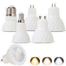 Dimmable LED Spotlight Bulb GU10 MR16 E27 GU5.3 E14 30W Equivalent Lamp AC 110V